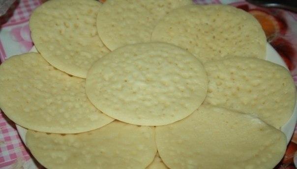 Катаеф (арабские блинчики).Катаеф – арабские блинчики, которые готовят в Египте, Сирии и Ливане. Они ... - 6