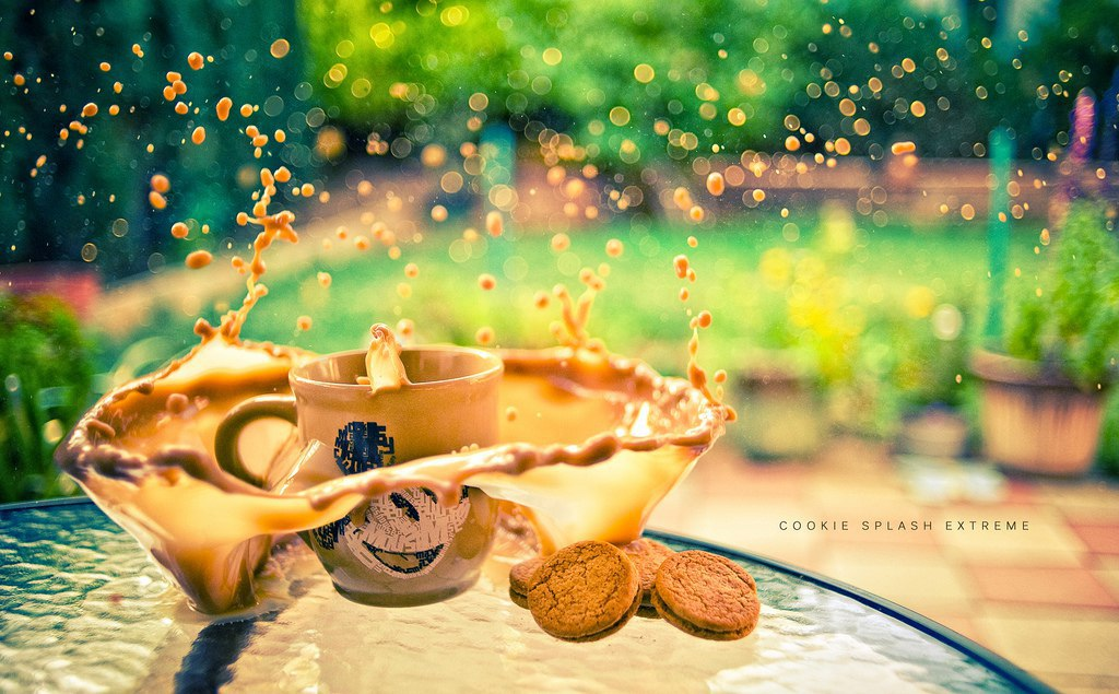 волшебное утро картинки позитивные