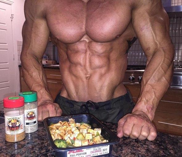 Высокобелковая диета для бодибилдинга