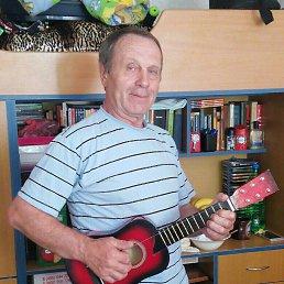 юрий, 65 лет, Любань