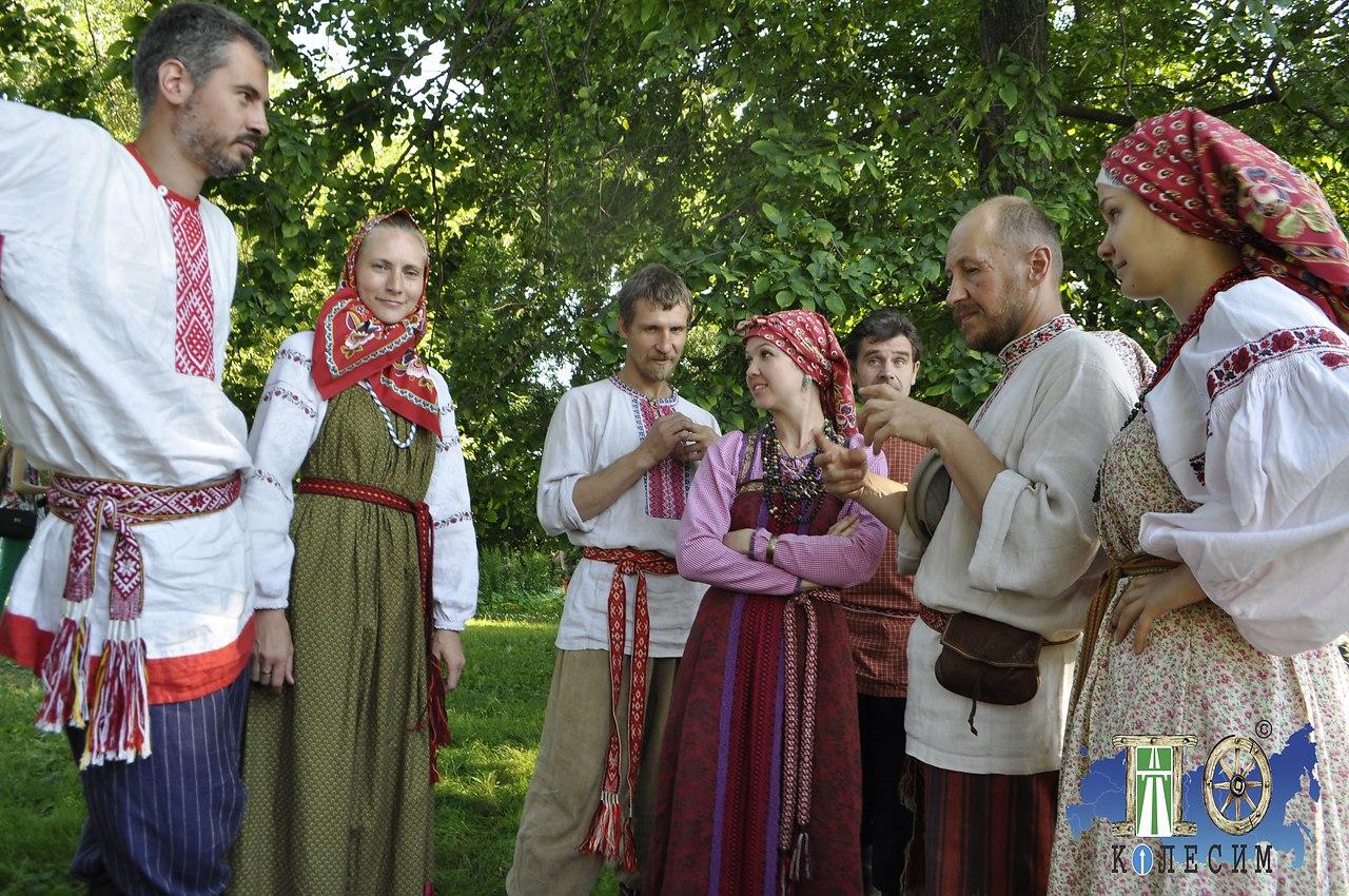 """Проект """"Поколесим"""" посетил праздник Сабантуй, на который организаторы пригласили наших ... - 17"""