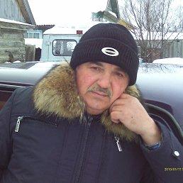 Василий, 65 лет, Майна