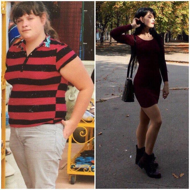 Похудели подростки фото