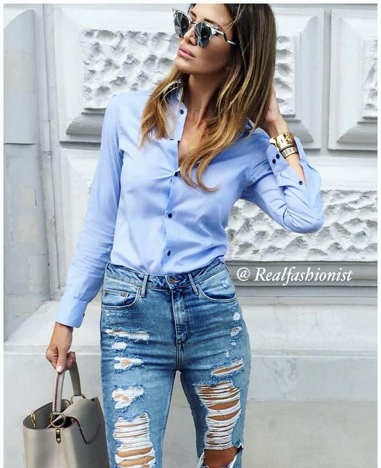 Ей 47: она самый модный блогер Италии и бабушка двух внучек! Эта потрясающая женщина-блогер родом из ... - 9