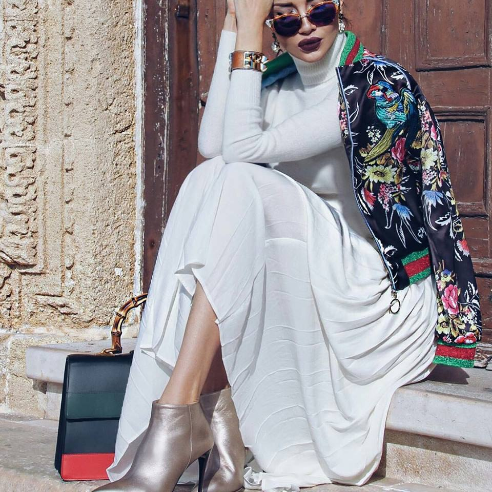 Ей 47: она самый модный блогер Италии и бабушка двух внучек! Эта потрясающая женщина-блогер родом из ... - 10