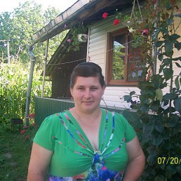 Надия, 46 лет, Перечин