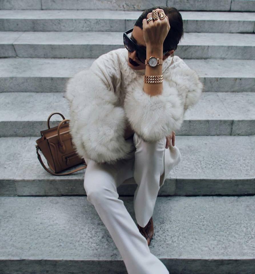 Ей 47: она самый модный блогер Италии и бабушка двух внучек! Эта потрясающая женщина-блогер родом из ... - 7