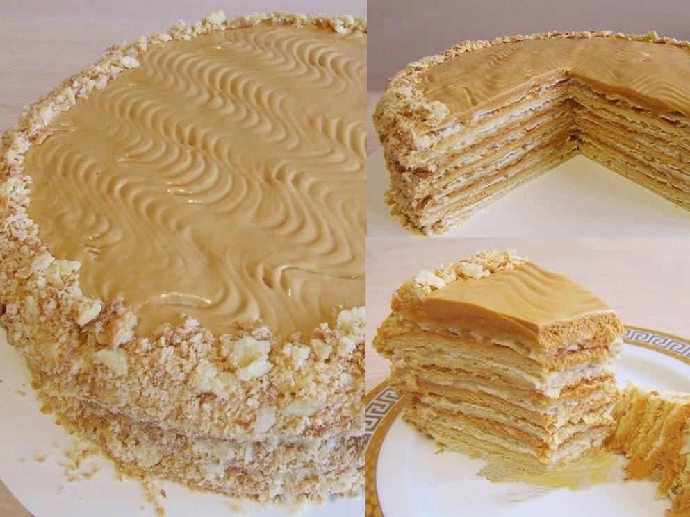 рецепт торта рубленный с фото леди держалась
