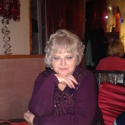 Люба Борискина, 62 года, Доброполье