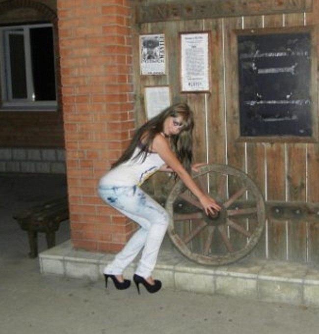 Прикольные фото девушек (25 фото) - Кристина, 21 год, Ульяновск