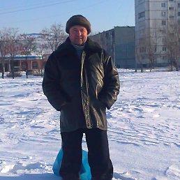 сергей, 64 года, Волжский