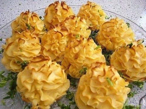 Украшайте свой праздничный стол симпатичной картошечкой! Гости всегда в изумлении! КАРТОФЕЛЬНЫЕ ...