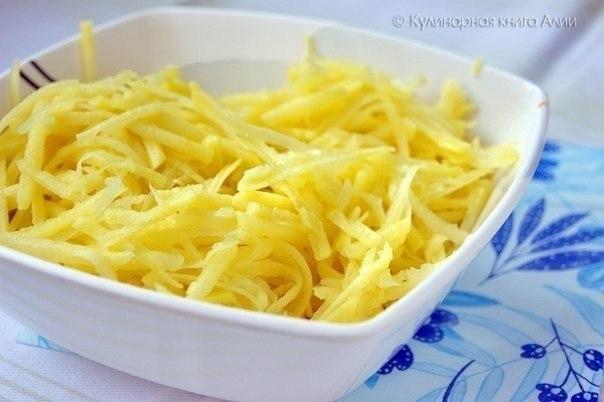 Картошечка «Скоростная».Не думала, что картошка, приготовленная таким образом, получится. Боялась, ... - 2