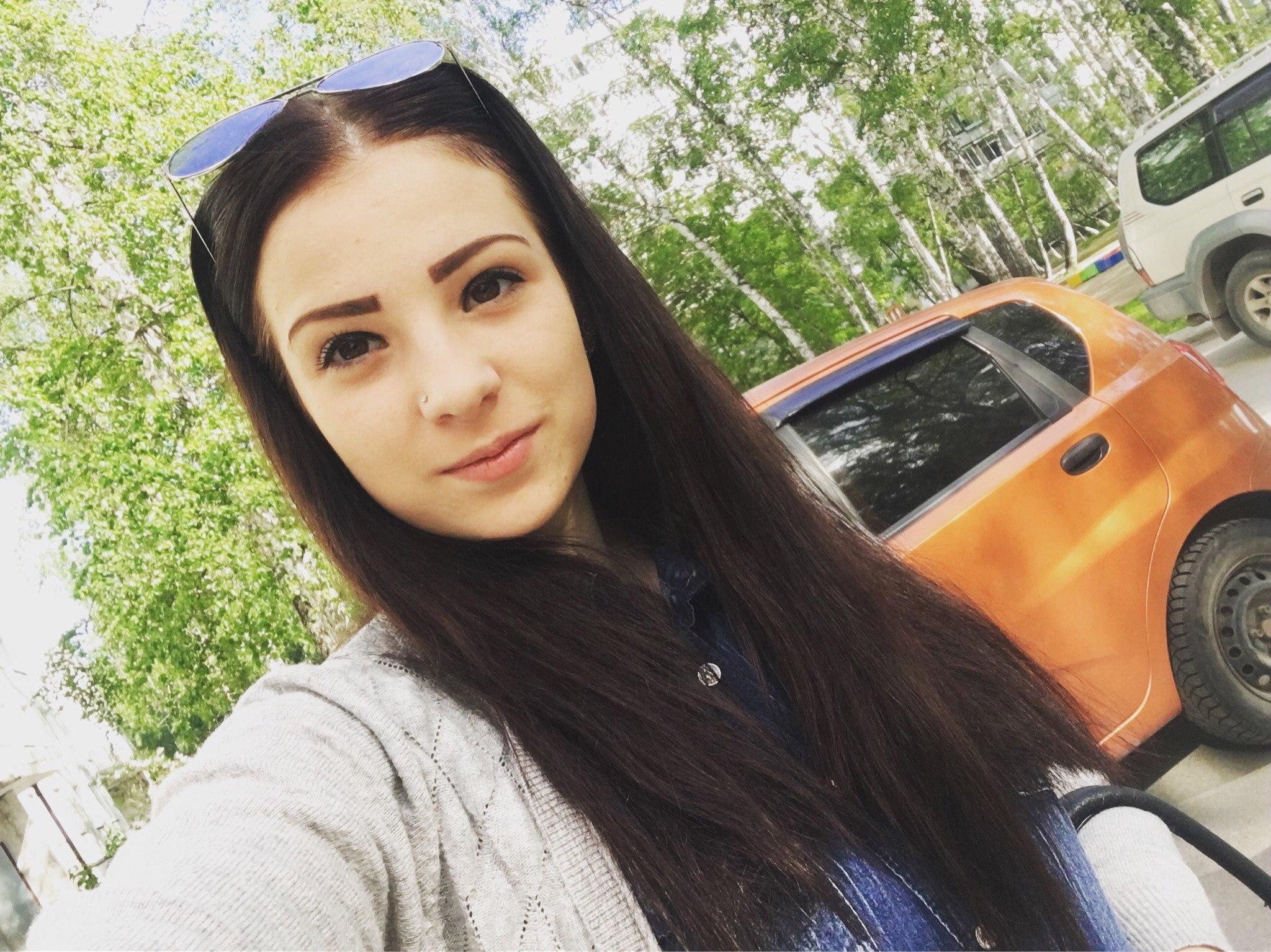 Фото девушек на природе (20 фото) - Оксана, 22 года, Новосибирск