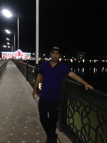 Azamat Qudratov, 32 года, Карши