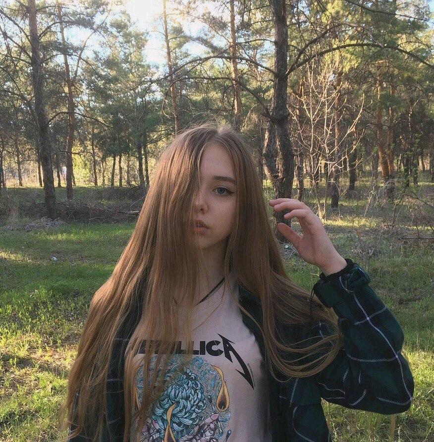 Фото девушек на природе (20 фото) - Настя, 20 лет, Воронеж