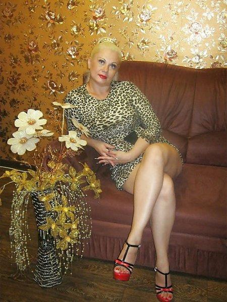 Зрелая богатая дама фото