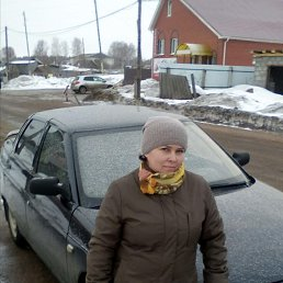 Ольга, Кизнер, 50 лет