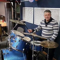Андрей, 59 лет, Каменское