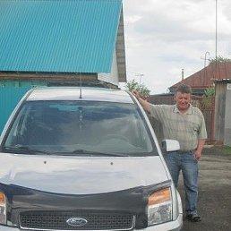 Николай, 56 лет, Табуны