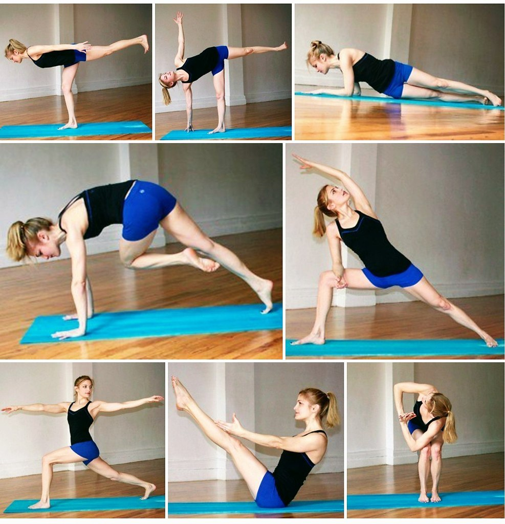 Похудеть за неделю йога