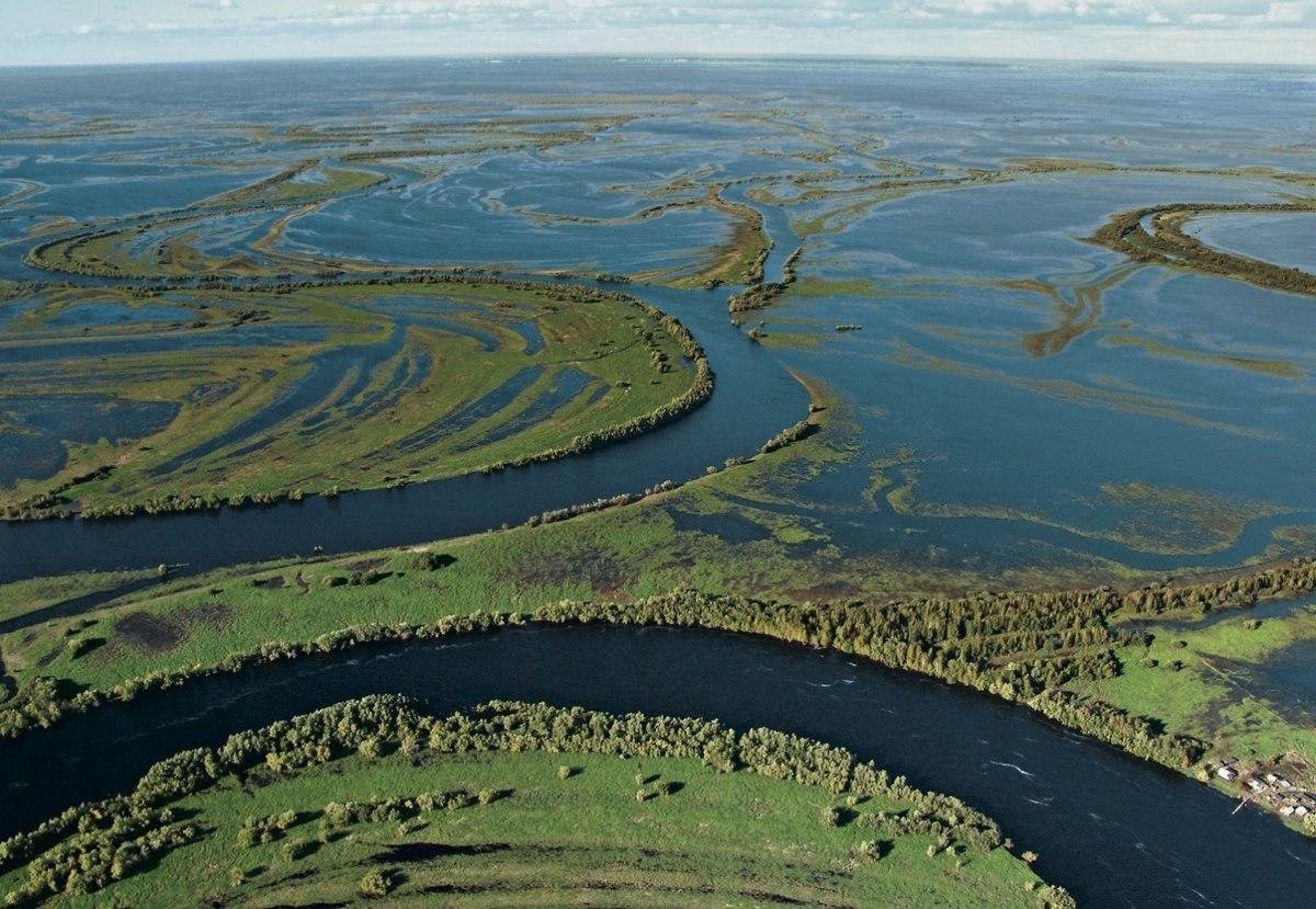 стоит класть фотографии реки обь это