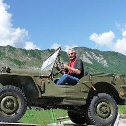 Валентин, 57 лет, Заринск