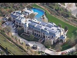 Невероятные дома богатых людей