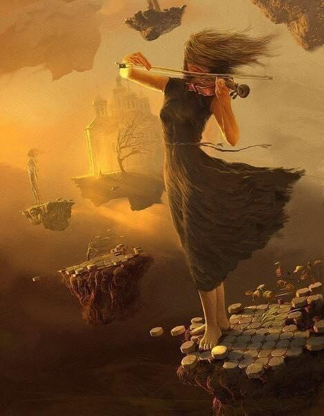 Чтобы выжить и прожить на этом свете, пока земля не свихнута с оси, Держи себя на тройственном ...