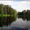 Бездонное озеро...