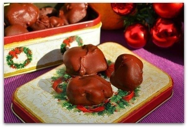 Чернослив в шоколаде.Баловать себя такими конфетами намного полезнее, чем обычными, так как в состав ... - 4