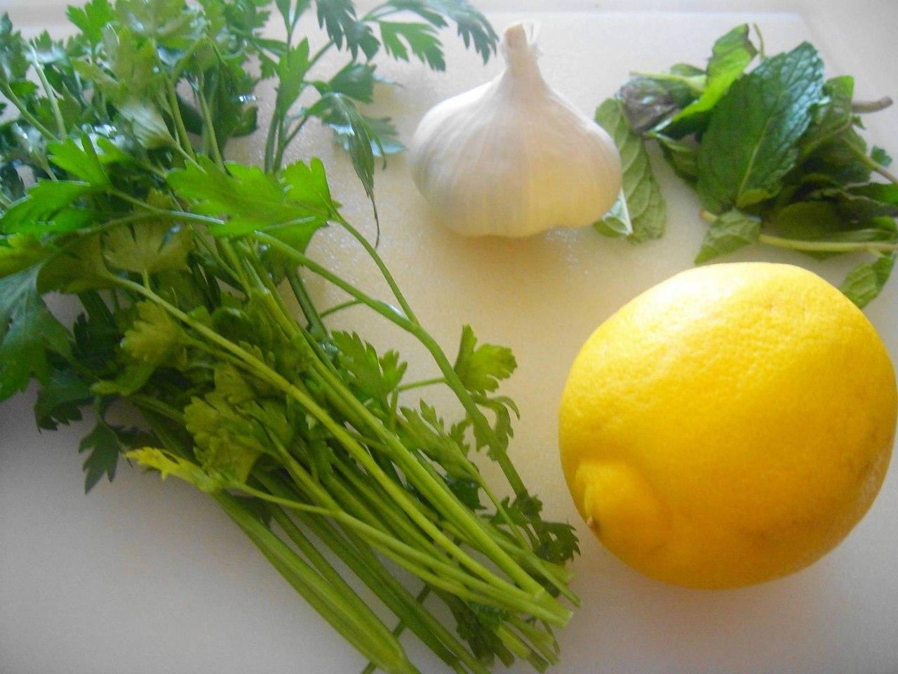 Лук для похудения лимон
