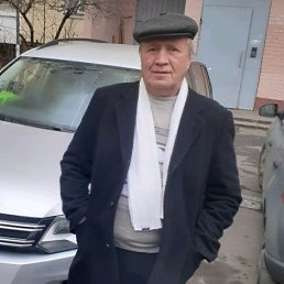 владимир.., 65 лет, Ашукино