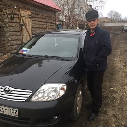 марс, 55 лет, Уфа