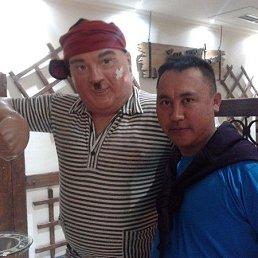 Сариев, 48 лет, Москва