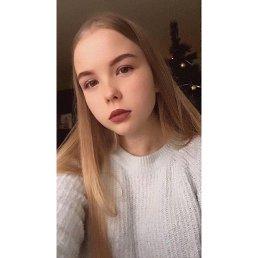 Настя, 17 лет, Серпухов