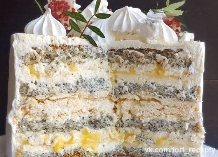 сила твоя рецепты тортов прослойкой безе с фото пошагово малых лет