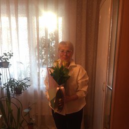 Людмила, 65 лет, Черноголовка
