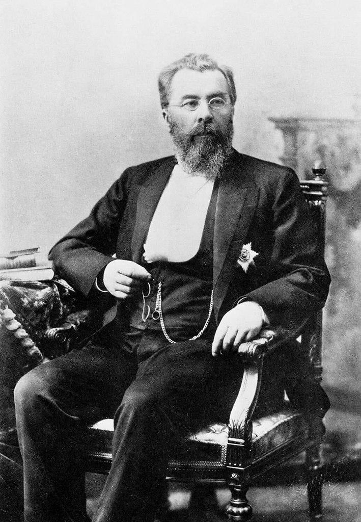6 апреля 1836 года в Херсонской губернии родился выдающийся русский врач Николай Васильевич ...