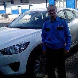 Петр, 64 года, Омск