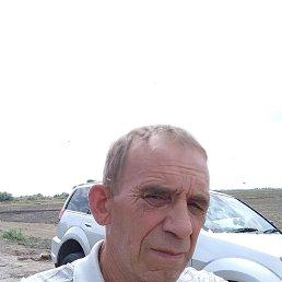 Виктор, 60 лет, Астрахань