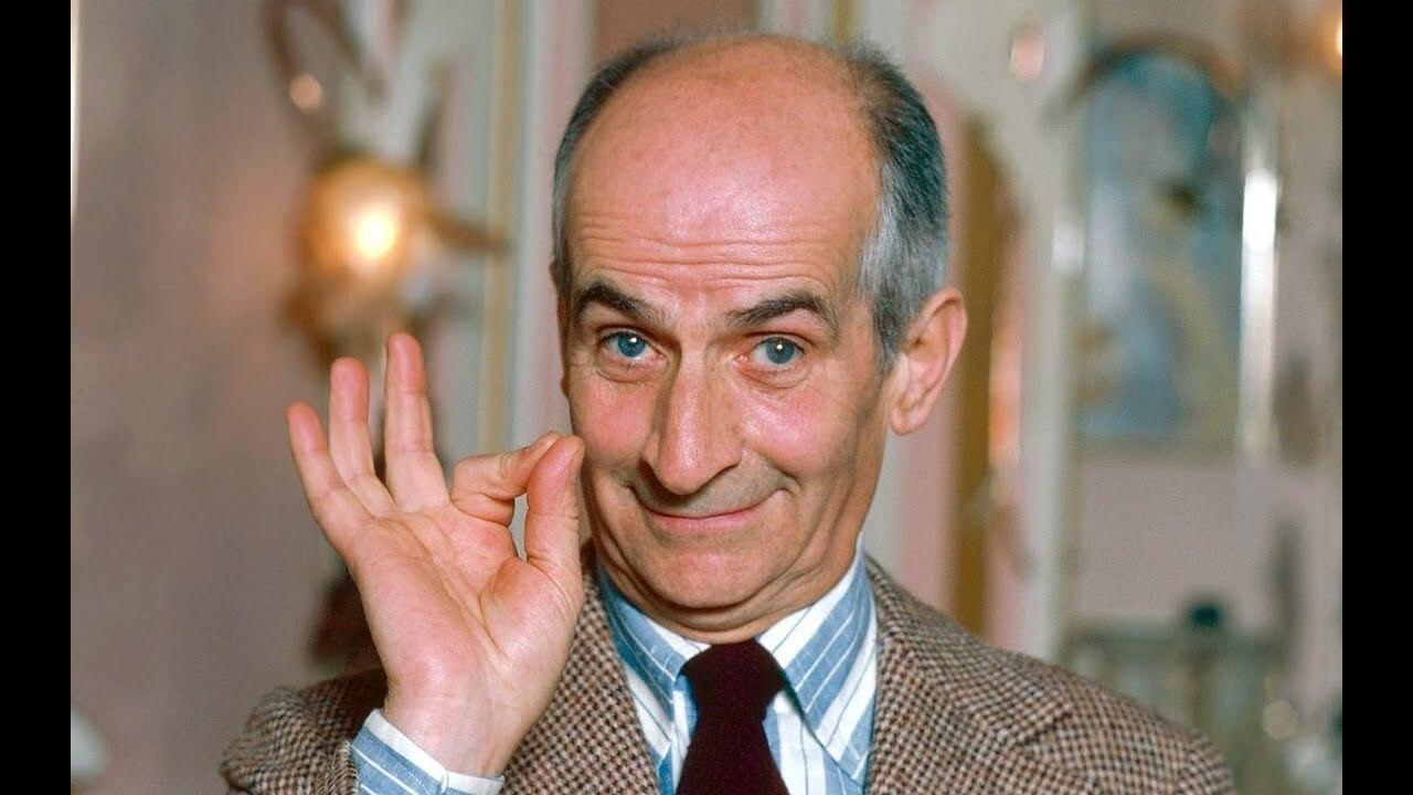 "Патрик де Фюнес и Оливье де Фюнес написали книгу о своём отце, великом комике ЛУИ ДЕ ФЮНЕСЕ.""Не ..."