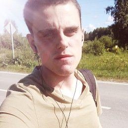 Александр, Тюмень, 21 год