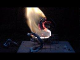 Сухое горючее + Кальций глюконат