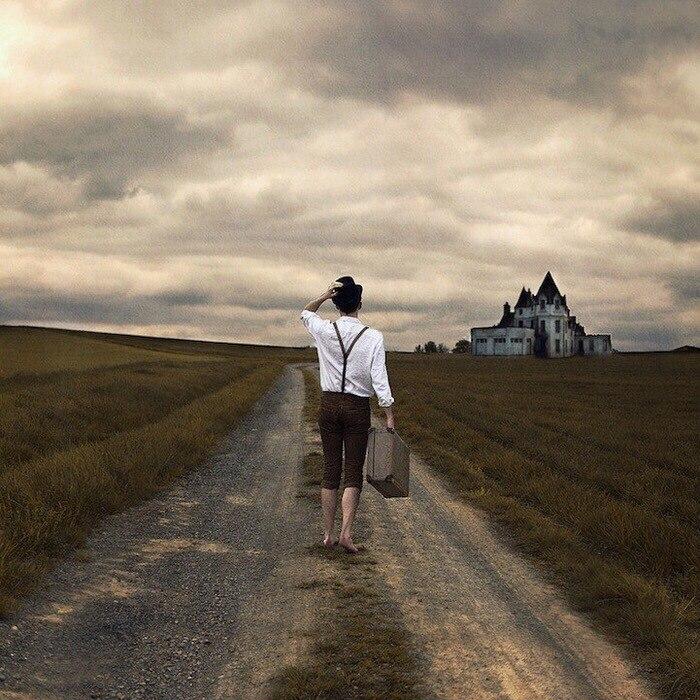 ПРИТЧА: «ЭКСКУРСИЯ ТВОЕЙ ЖИЗНИ».Однажды человек отправился в путешествие. Прибыв в одну далёкую ...