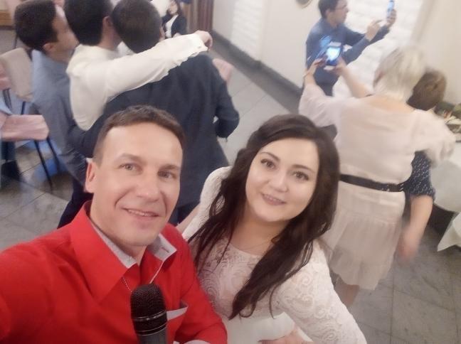 Селфи с невестой :).#праздникнауратомск #свадьба #свадьбатомск #свадьбасеверск #ведущий ...