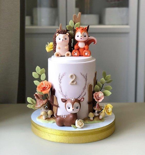 Фантастически сказочные тортики.Автор: Диля Кабилова (kabilova_cake)#креатив@bon - 4