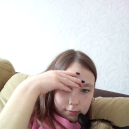 Даша, 18 лет, Первоуральск