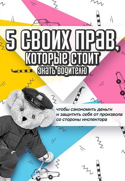 В России все время все меняется, особенно в законах. Как и предпринимателю, водителю тоже следует ...