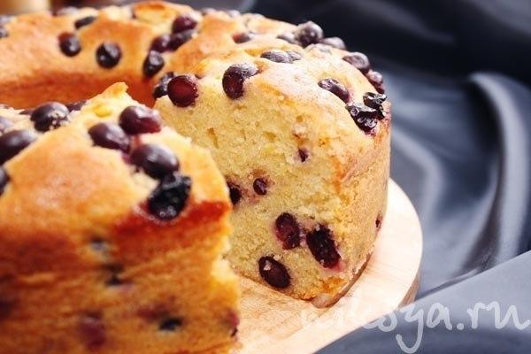 Виноградный пирог от Джеймса Оливера. Делается легко, непринужденно и очень быстро. Меня особенно ...